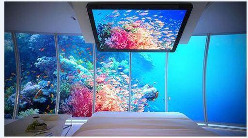 الصورة 211 بتاريخ 29 يناير / كانون الثاني 2013 - دبي تبني أكبر فندق تحت الماء في العالم