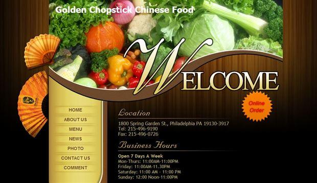 Golden Chopstick CMS Profile