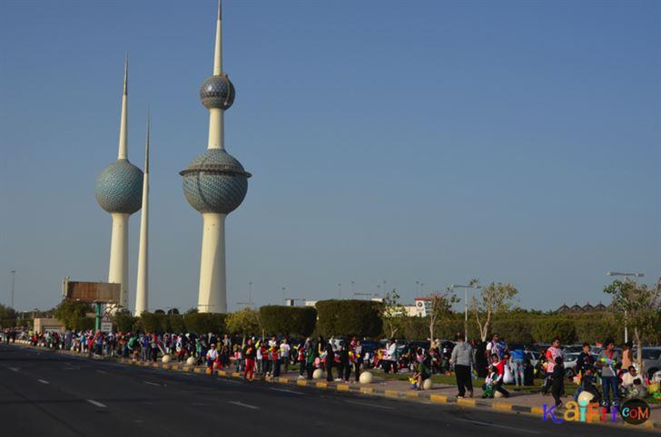 الصورة 650 بتاريخ الأربعاء، 27 فبراير/شباط 2013 - اجواء الاحتفالات بالعيد الوطني ... تصوير مدونة كيفي