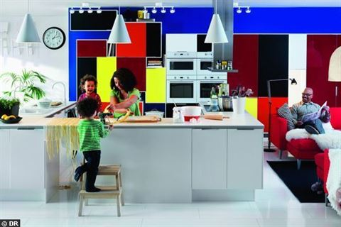 Photo 354 on date 5 Febraury 2013 - IKEA - Kuwait