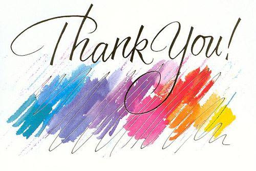كلمة شُكر لكل متتبعينا الدائمين ولزوارنا الجُدد