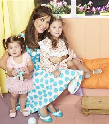 The Lebanese Diva Nancy Ajram from Childhood till motherhood
