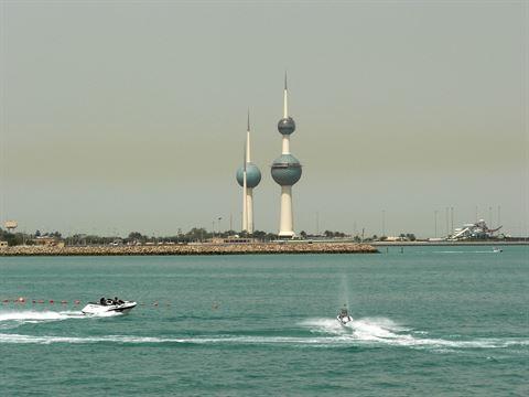 الصورة 719 بتاريخ 4 مارس 2013 - جت سكي - الكويت