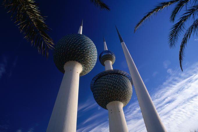 الصورة 733 بتاريخ 5 مارس / آذار 2013 - ابراج الكويت: تاريخ، هندسة، فن، خلود