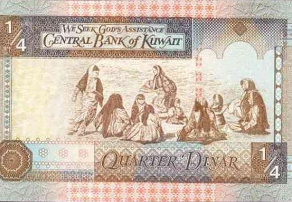 العملات الورقية المتداولة اليوم في الكويت تحت المجهر