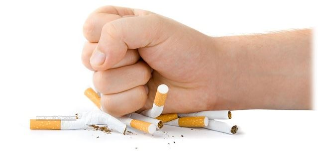 الصورة 1105 بتاريخ الأحد، 14 أبريل/نيسان 2013 - السيجارة التي ترميها تحت قدميك الآن ... ستنتقم وترميك هي يوما ما!