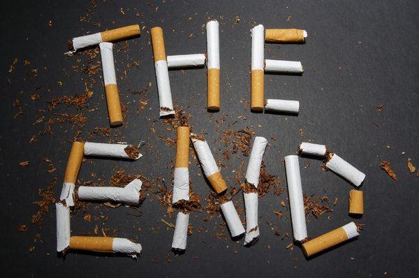الصورة 1107 بتاريخ الأحد، 14 أبريل/نيسان 2013 - السيجارة التي ترميها تحت قدميك الآن ... ستنتقم وترميك هي يوما ما!