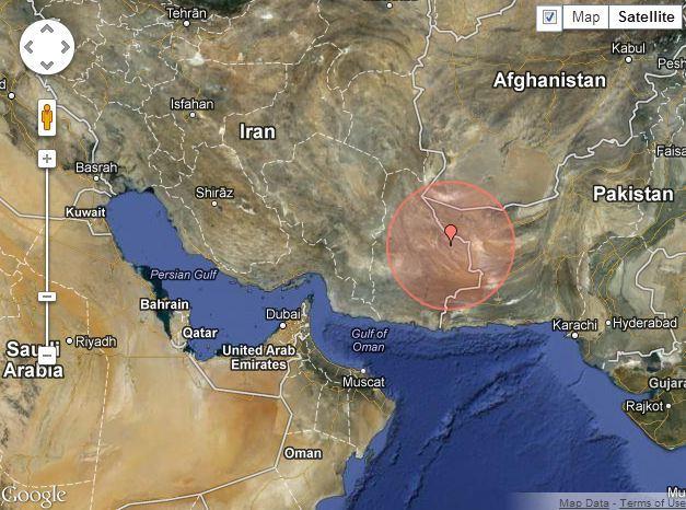 هزة أرضية خفيفة شعرت بها الكويت بسبب زلزال ايران