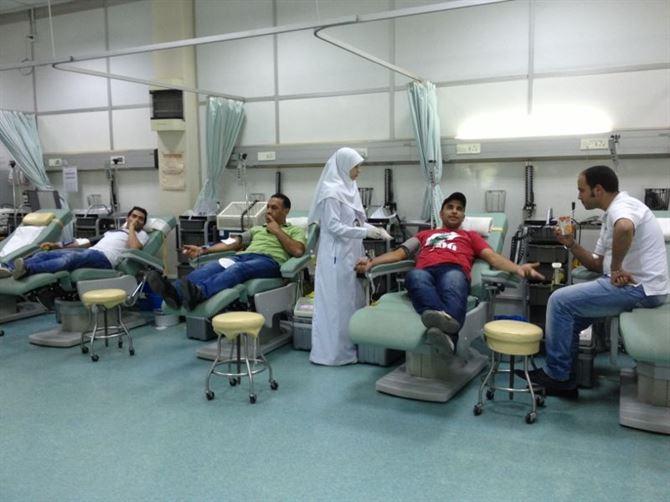 بنك الدم المركزي لدولة الكويت: امل، عطاء، حياة
