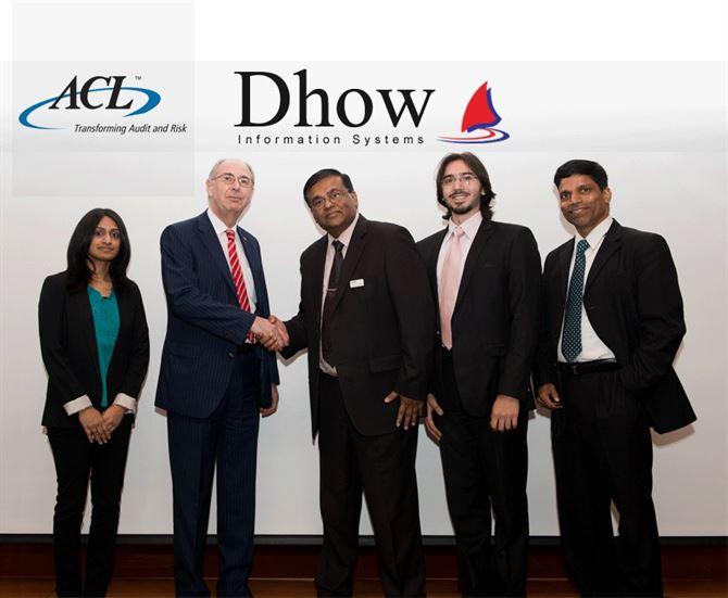 شركة الداو لنظم المعلومات من مجموعة الساير  تعلن عن شراكتها مع شركة ACL