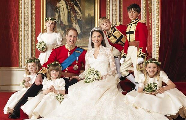 الأمير البريطاني ويليام يحتفل اليوم بعيد زواجه الثاني مع زوجته كاتي