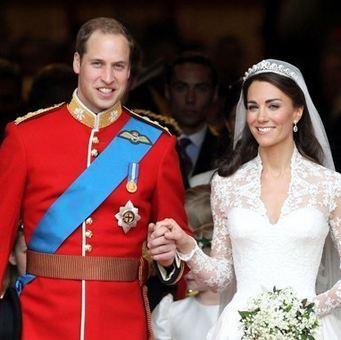 الصورة 1231 بتاريخ 29 أبريل / نيسان 2013 - الأمير البريطاني ويليام يحتفل اليوم بعيد زواجه الثاني مع زوجته كاتي