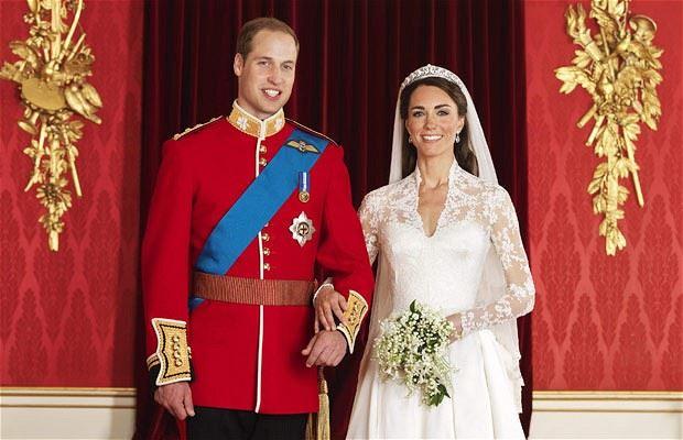 الصورة 1234 بتاريخ 29 أبريل / نيسان 2013 - الأمير البريطاني ويليام يحتفل اليوم بعيد زواجه الثاني مع زوجته كاتي