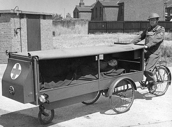 تعرف على قصة اول عربة اسعاف في العالم