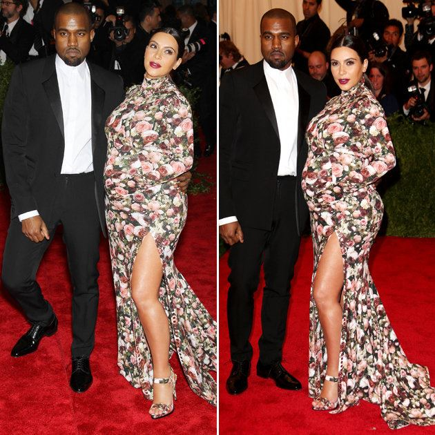 Photo 1419 on date 25 May 2013 - A mix of photos for the pregnancy of the mother to be Kim Kardashian