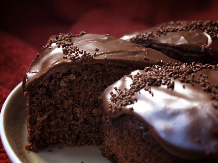 الصورة 1456 بتاريخ 28 مايو / أيار 2013 - بالصور ... أشهى قوالب الحلوى المصنوعة من الشوكولا