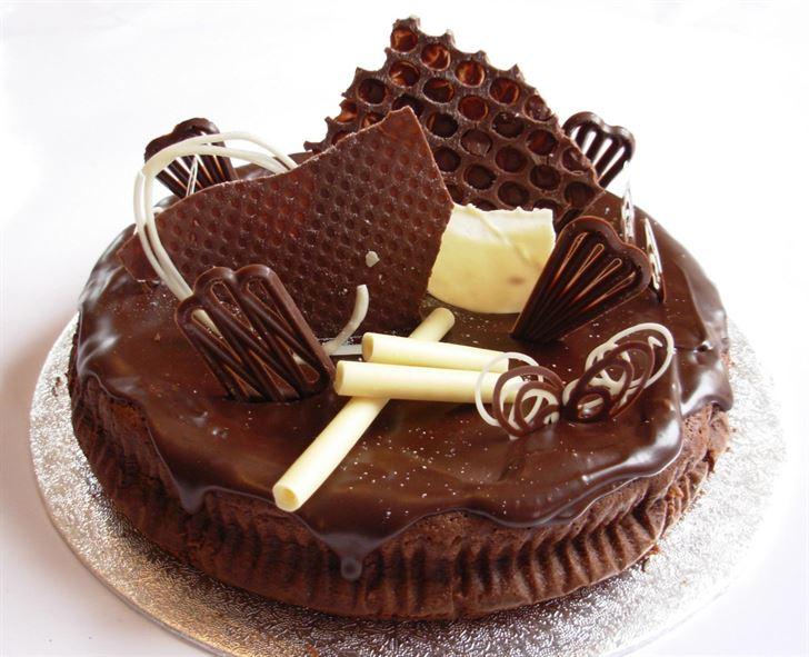 الصورة 1460 بتاريخ 28 مايو / أيار 2013 - بالصور ... أشهى قوالب الحلوى المصنوعة من الشوكولا