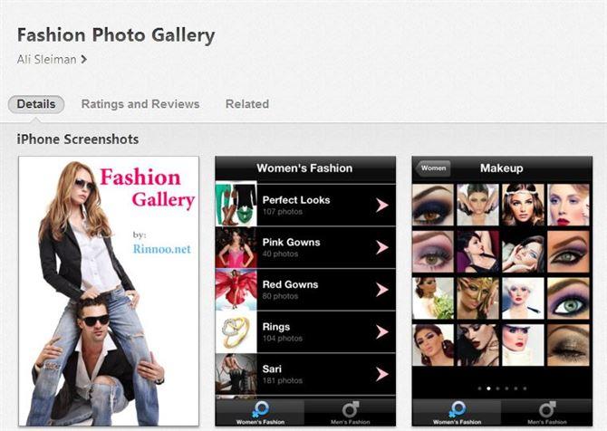 تطبيق جديد يسلط الضوء على عالم الموضة تجدونه الآن على الأبل ستور