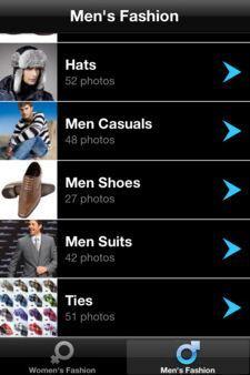 الصورة 1314 بتاريخ 8 مايو / أيار 2013 - تطبيق جديد يسلط الضوء على عالم الموضة تجدونه الآن على الأبل ستور