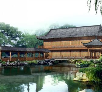 Traditional houses in China