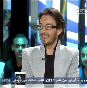ما سبب خسارة الممثل أحمد زاهر نصف وزنه؟