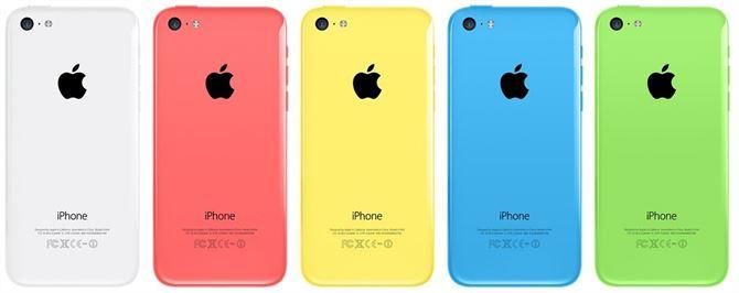 مليون طلب مسبق على iPhone 5C خلال 24 ساعة