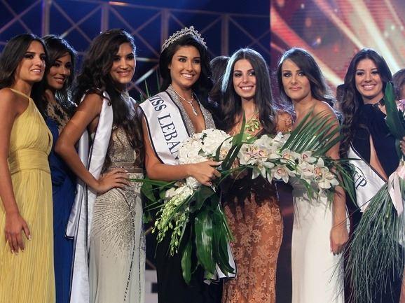 Miss Lebanon 2013: Karen Ghrawi
