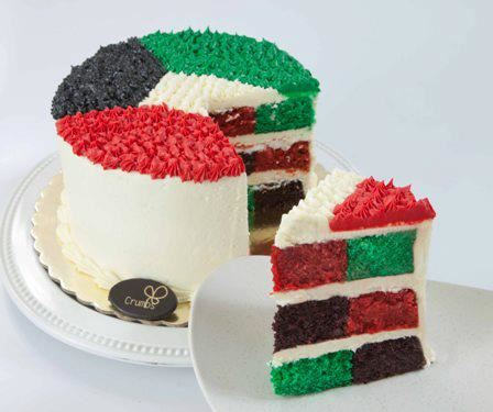 Photo 1742 on date 11 January 2014 - Yummy Kuwaiti Style Cakes
