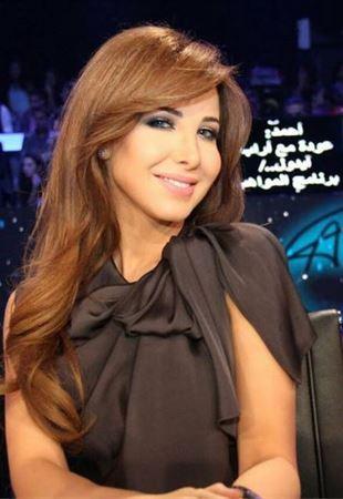 بين احلام ونانسي عجرم في عرب ايدول ... اناقة وجمال ومنافسة