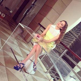 "Sacha Dahdouh's Elegant looks in ""B-Beirut"""