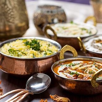 رقم الاتصال بمطعم جماوار الهندي فرع فندق الكراون بلازا