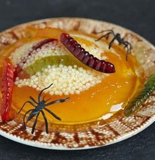 6 creative Halloween treats