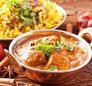 تعرف على طبق البوتر تشيكن الهندي المميز