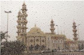 العجيري: الأمطار مستمرة في الكويت ودرجة الحرارة تحت الصفر بعد أيام
