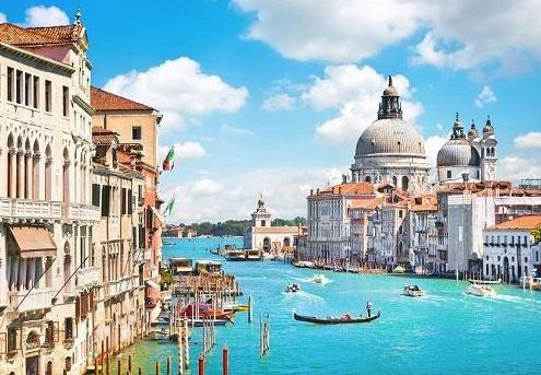 Venice ... an amazing destination for your second honeymoon