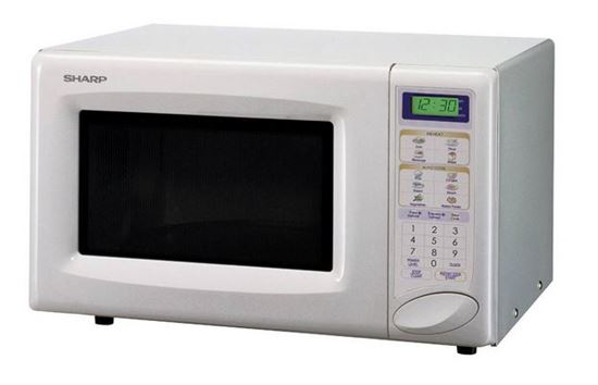 Is standing next to the microwave bad for you?