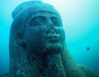 بالفيديو ... المدينة المصرية التي فُقدت تحت البحر منذ أكثر من 1200 سنة