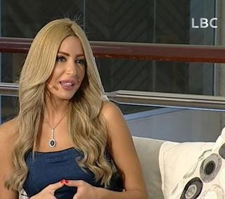 """اطلالات نيفين سكيكي في برنامج """"ببيروت"""" على الـLBC"""