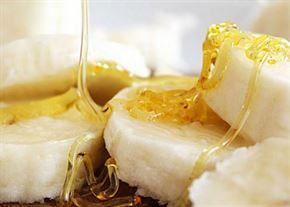 وصفة ماسك الموز لشعر ناعم ولامع