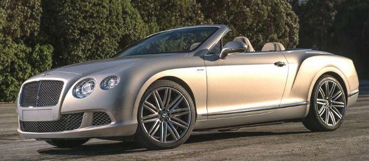 أفضل 5 سيارات مكشوفة في العام 2014