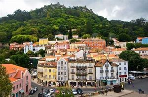 مدينة سينترا - البرتغال