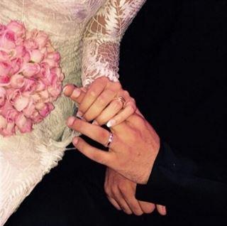 صور حفل زفاف النجمان فؤاد علي وهيا عبدالسلام