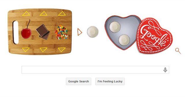 """جوجل تحتفل بال""""فالنتاين"""" على طريقتها"""
