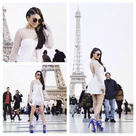 Hot Haifa in Paris