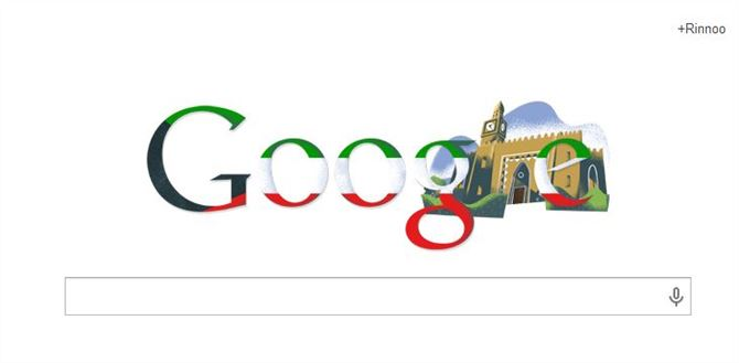 Google celebrates Liberation with Kuwait