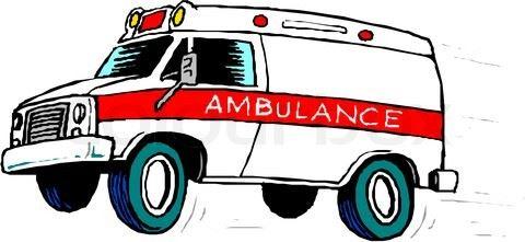 اعرف حالة المريض من لون سيارة الاسعاف!
