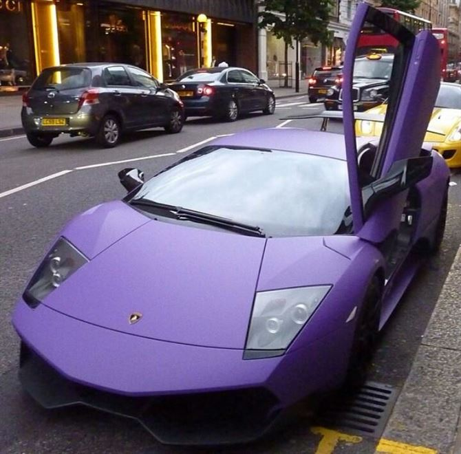 A Super Amazing Lamborghini