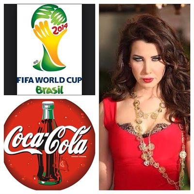 Nancy Ajram to Capetown for the sake of Brazil World Cup?!