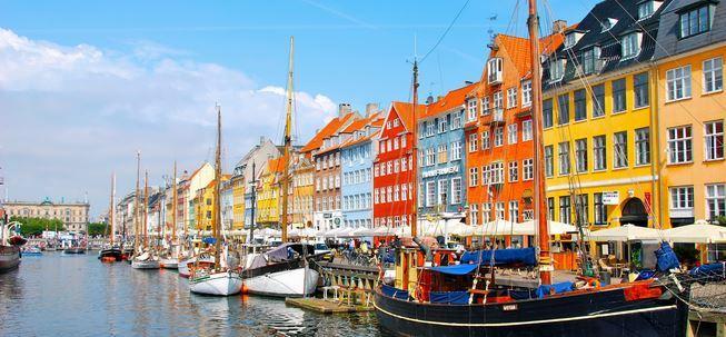 الدنمارك ... الاكثر هدوءا وسلاما في العالم