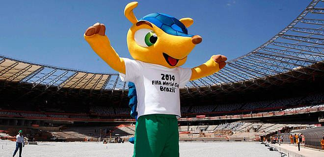 Watch World Cup 2014 for free!